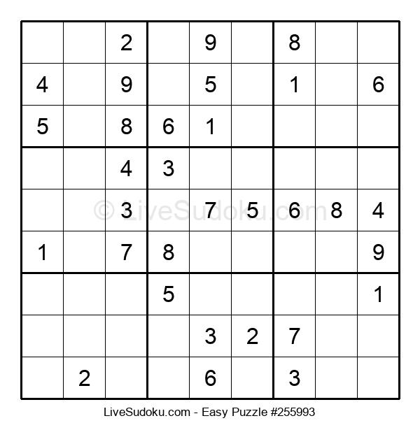 Beginners Puzzle #255993
