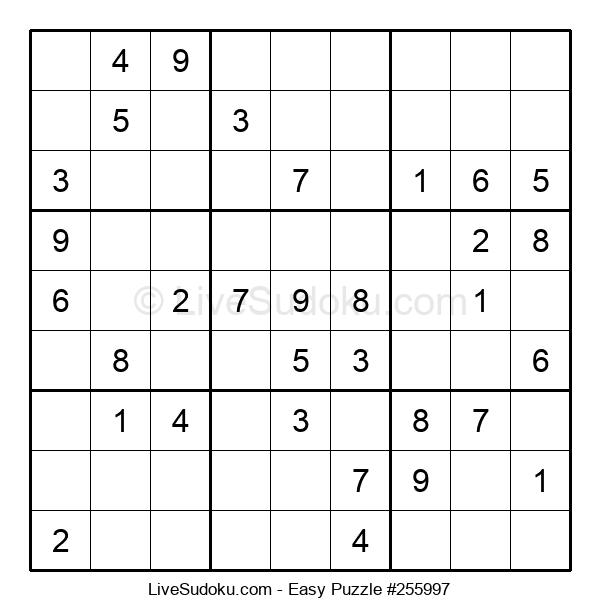 Beginners Puzzle #255997