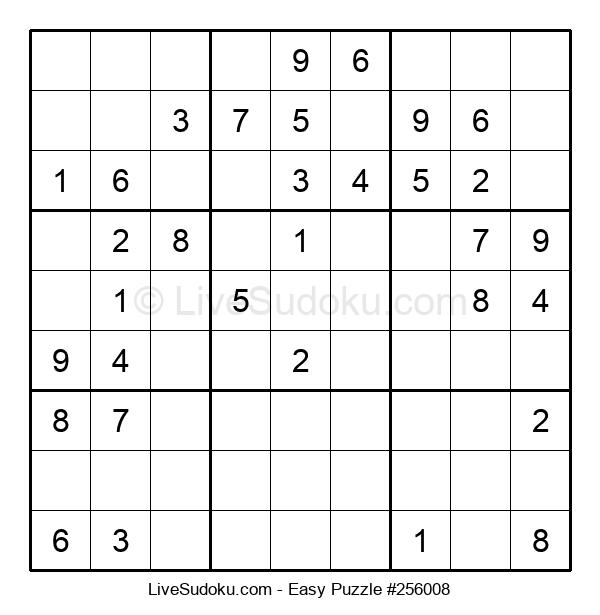 Beginners Puzzle #256008