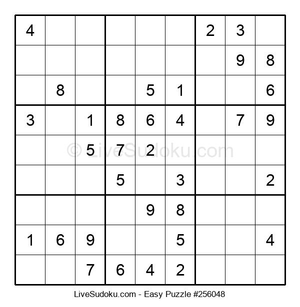 Beginners Puzzle #256048