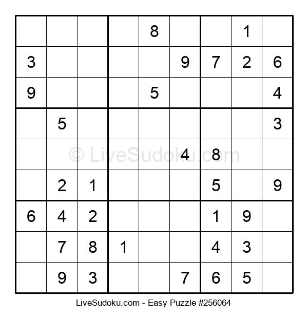 Beginners Puzzle #256064