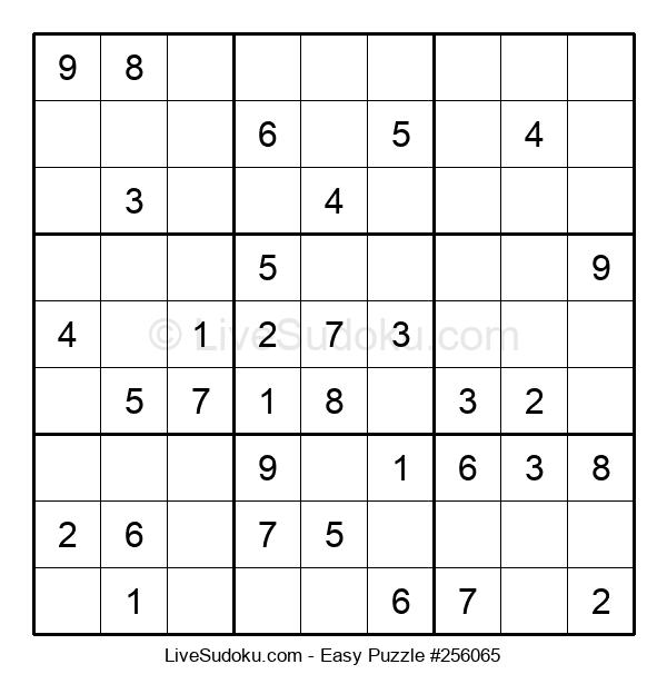 Beginners Puzzle #256065