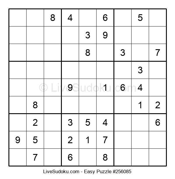 Beginners Puzzle #256085