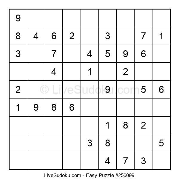 Beginners Puzzle #256099