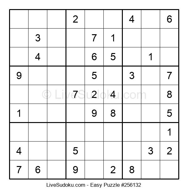 Beginners Puzzle #256132