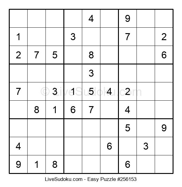 Beginners Puzzle #256153