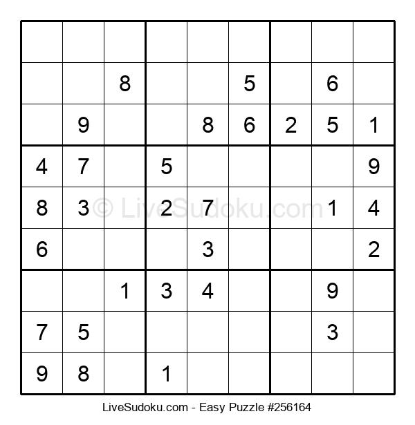Beginners Puzzle #256164