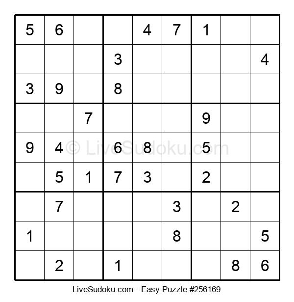 Beginners Puzzle #256169