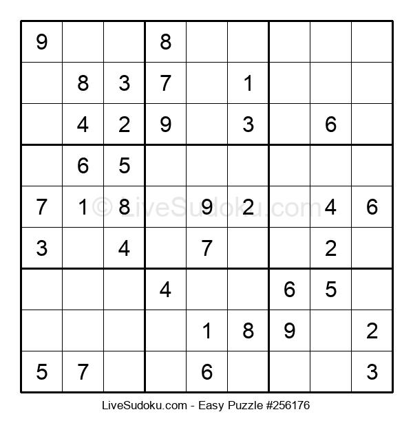 Beginners Puzzle #256176