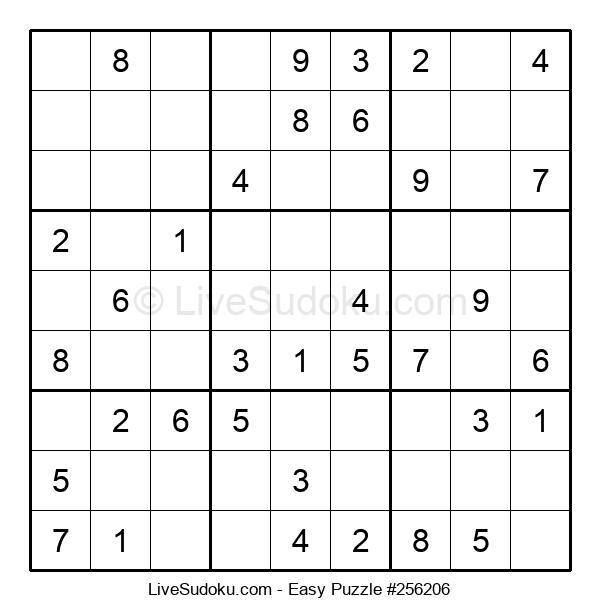 Beginners Puzzle #256206