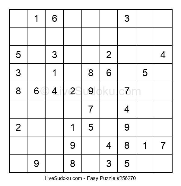 Beginners Puzzle #256270