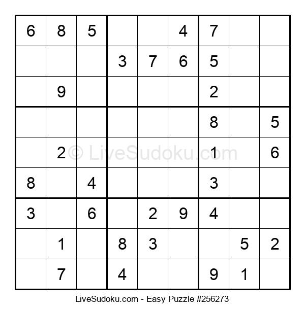 Beginners Puzzle #256273