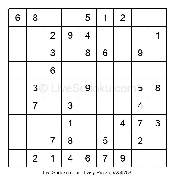 Beginners Puzzle #256288
