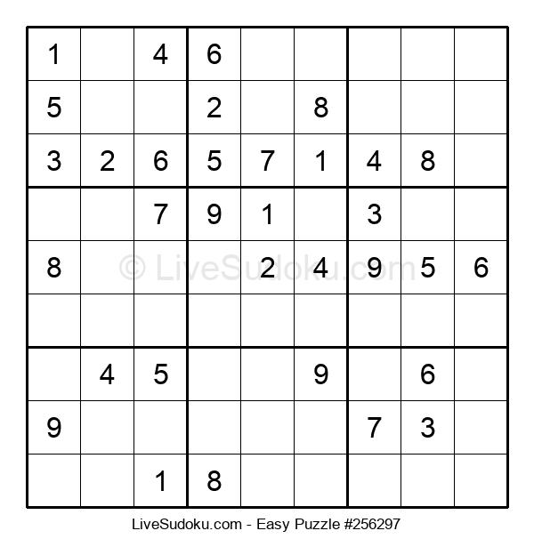 Beginners Puzzle #256297