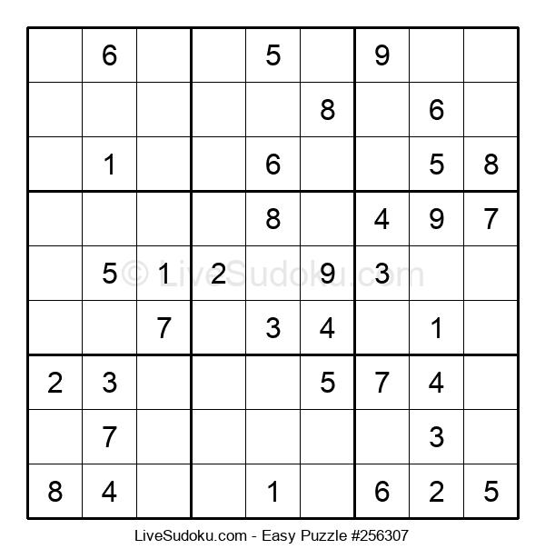 Beginners Puzzle #256307