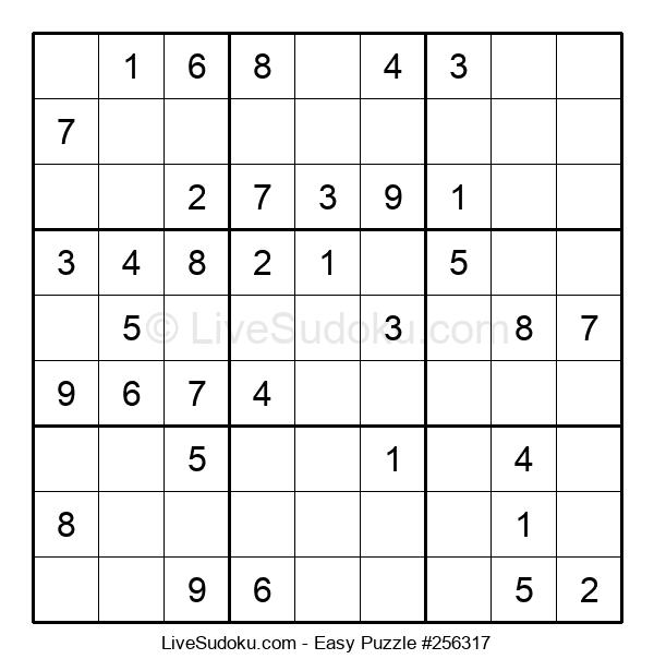 Beginners Puzzle #256317