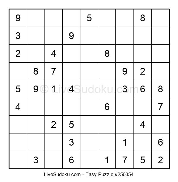 Beginners Puzzle #256354