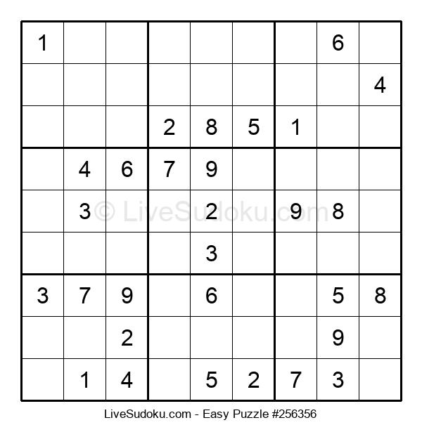 Beginners Puzzle #256356