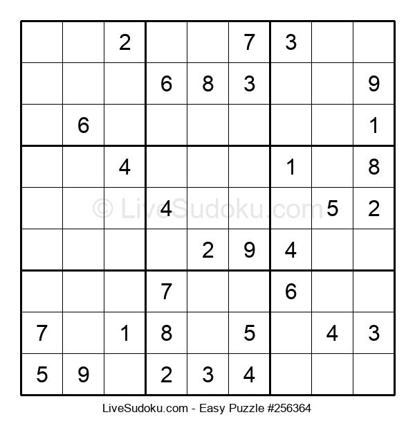 Beginners Puzzle #256364