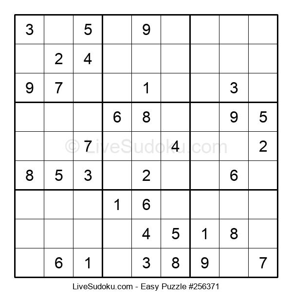 Beginners Puzzle #256371