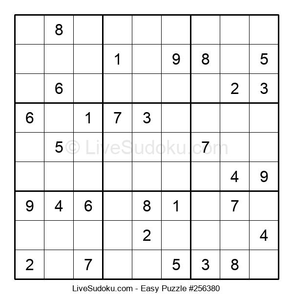 Beginners Puzzle #256380