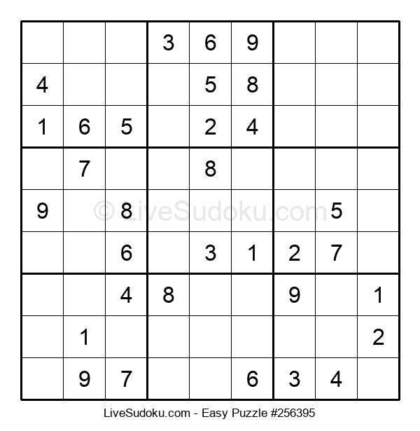 Beginners Puzzle #256395
