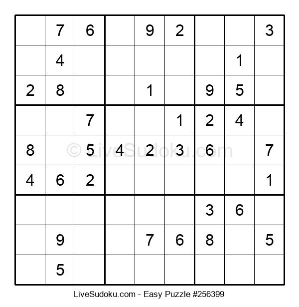 Beginners Puzzle #256399