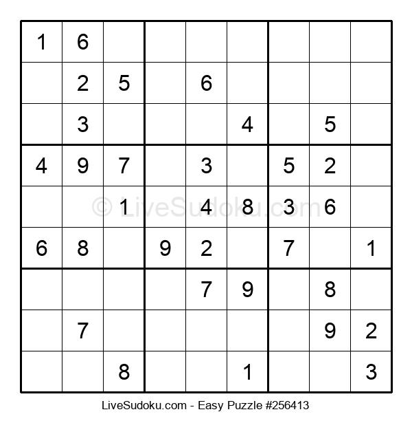 Beginners Puzzle #256413
