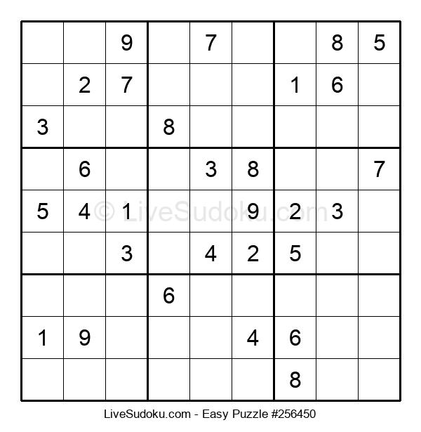 Beginners Puzzle #256450