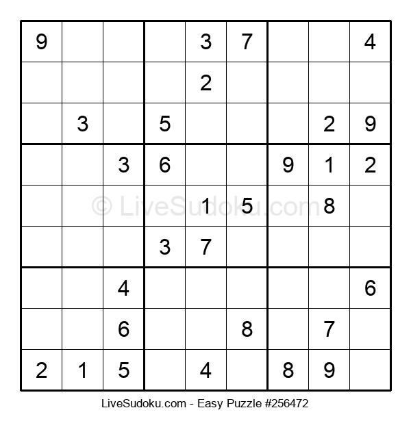 Beginners Puzzle #256472