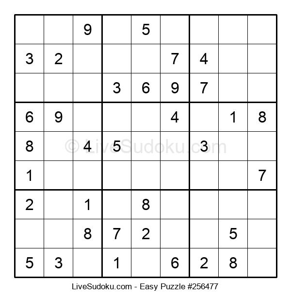 Beginners Puzzle #256477