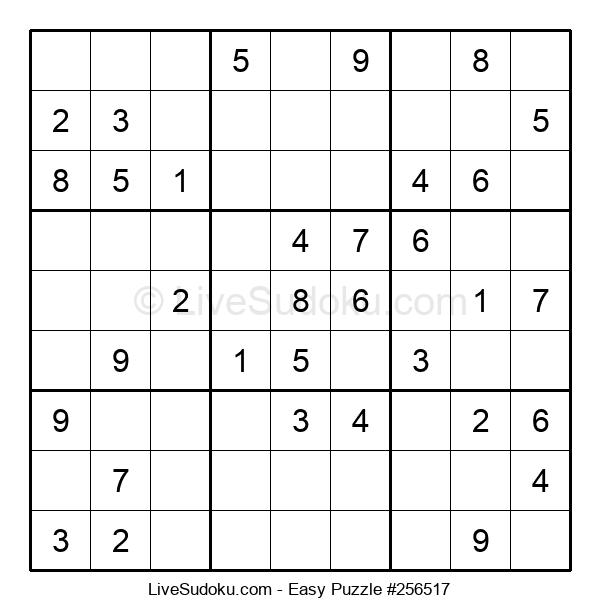 Beginners Puzzle #256517