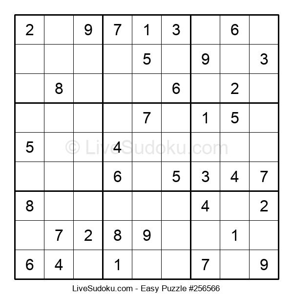Beginners Puzzle #256566