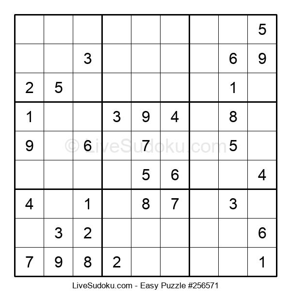 Beginners Puzzle #256571