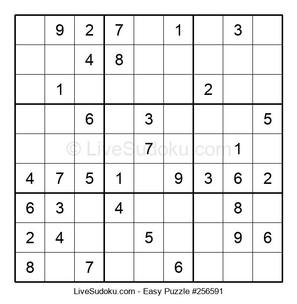 Beginners Puzzle #256591