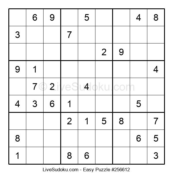 Beginners Puzzle #256612