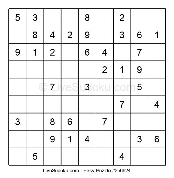 Beginners Puzzle #256624