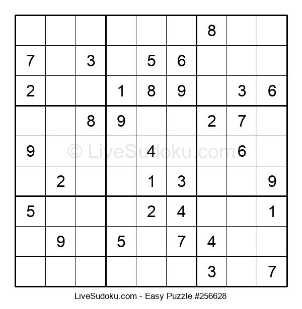 Beginners Puzzle #256628