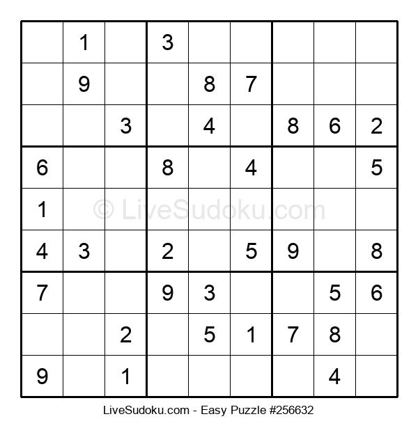 Beginners Puzzle #256632