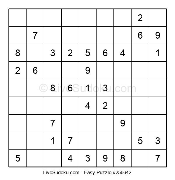 Beginners Puzzle #256642