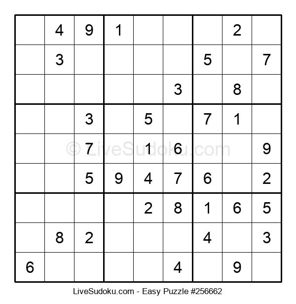 Beginners Puzzle #256662