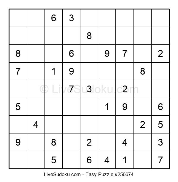 Beginners Puzzle #256674