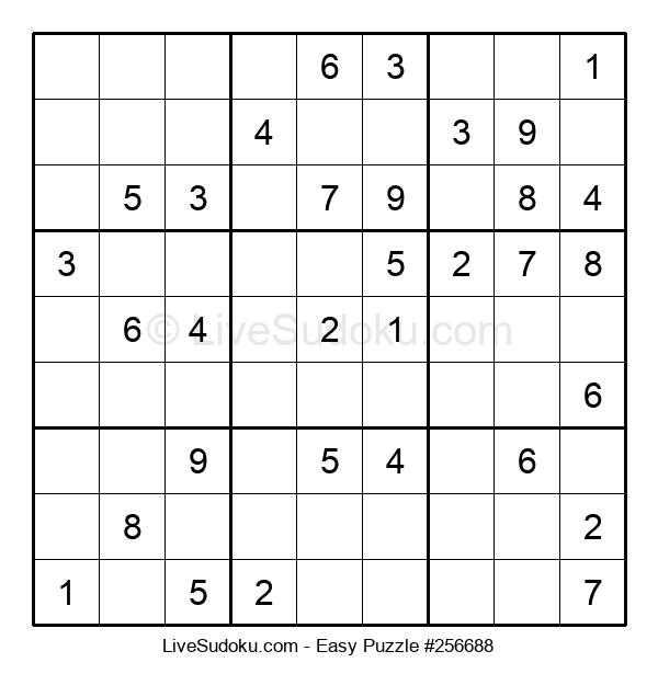 Beginners Puzzle #256688