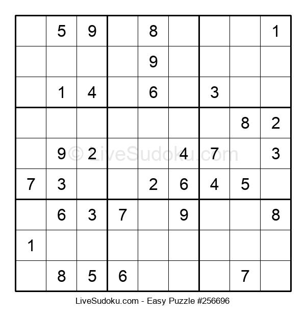 Beginners Puzzle #256696