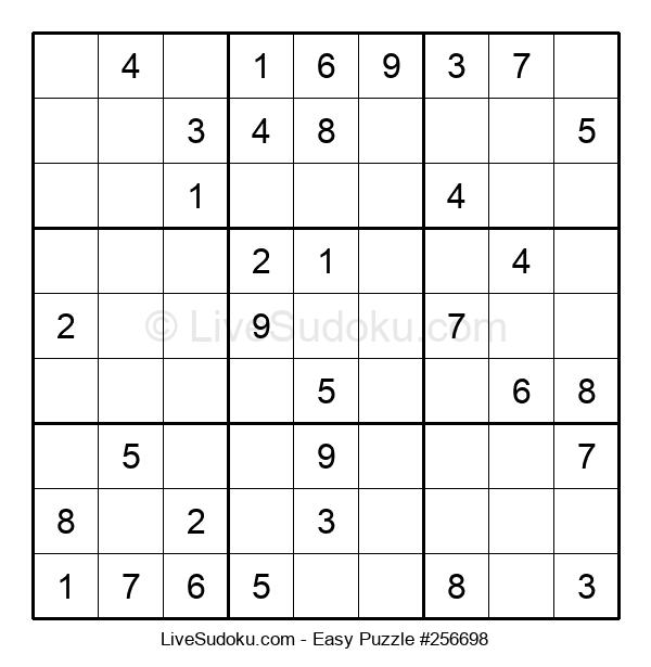 Beginners Puzzle #256698