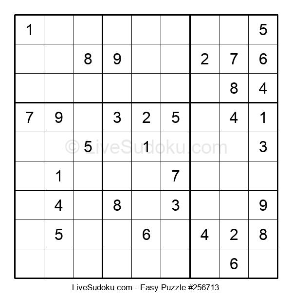 Beginners Puzzle #256713