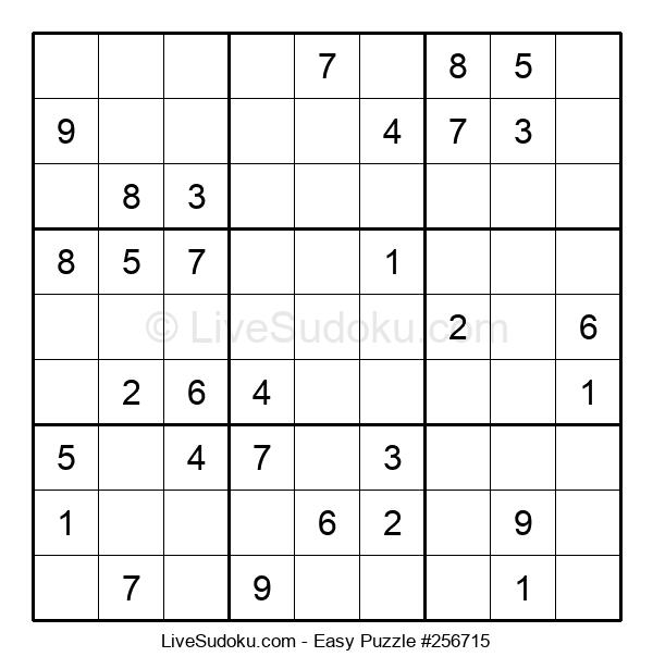 Beginners Puzzle #256715