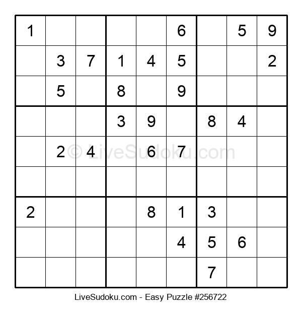 Beginners Puzzle #256722