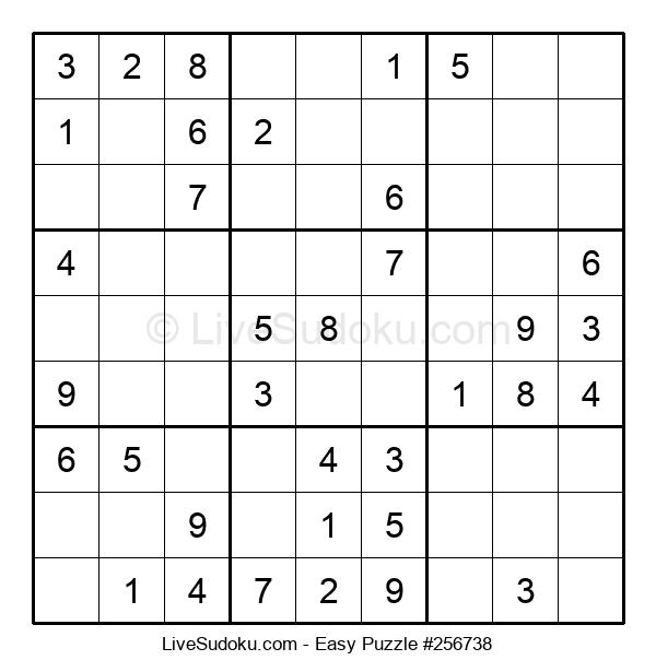 Beginners Puzzle #256738