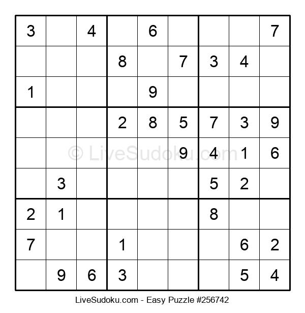 Beginners Puzzle #256742